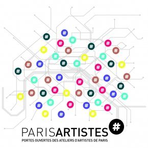 Affiche ParisArtiste 2014